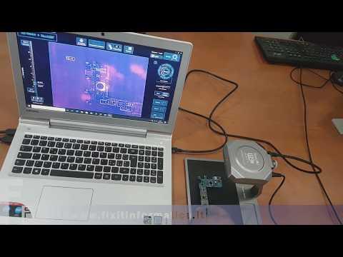QIANLI SuperCam Thermal Camera unboxing, montaggio configurazione e test