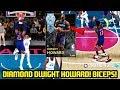 DIAMOND DWIGHT HOWARD! BEAST CENTER GREENS MIDRANGES! NBA 2K18 MYTEAM SUPERMAX GAMEPLAY