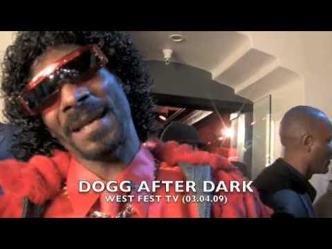 Snoop Dogg, Alex Thomas & Ricky Harris at
