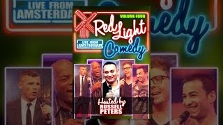 Red Light Comedy Live from Amsterdam Volume Four