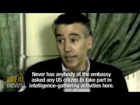 US spy scandal in Bolivia