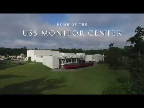Visit The Mariners' Museum, Home of The USS Monitor Center