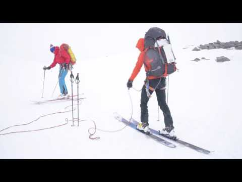 Rope Up On Glaciers - Traverse Tips Ep. 4 - #G3U