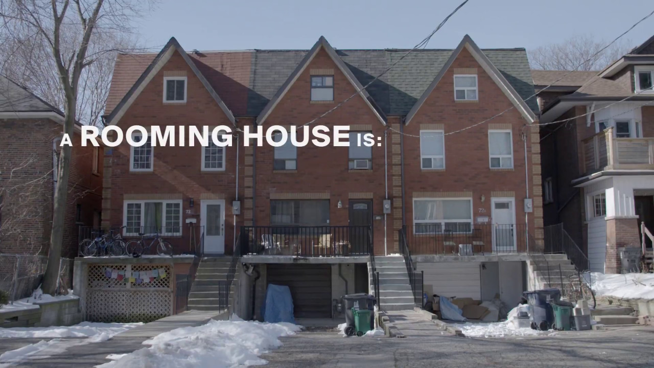 PARKDALE ROOMING HOUSE STUDY – PARKDALE NEIGHBOURHOOD LAND TRUST
