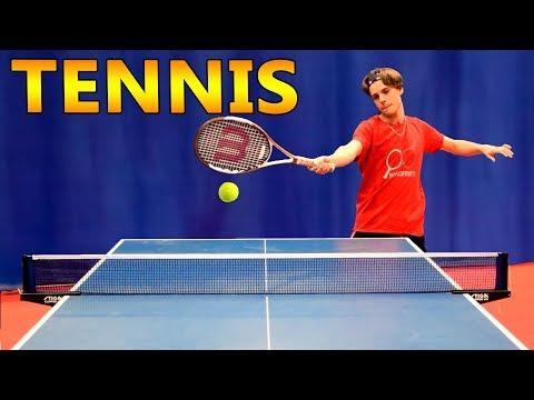 Tennis Ping Pong