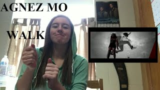 Agnes Monica (Agnez Mo) WALK MV Reaction