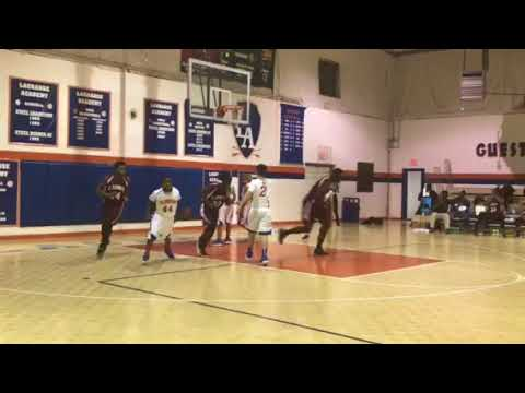 Solid Rock vs. LaGrange Academy 12/1/17, pt. 1