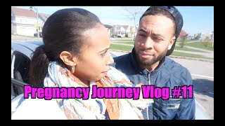 Pregnancy Journey Vlog #11:: 1 on 1 with Kev!