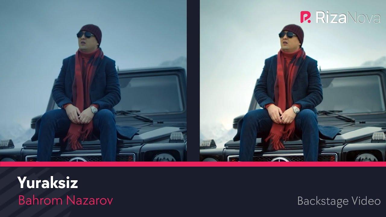 "Bahrom Nazarov - ""Yomon ekanda""  (backstage)     Бахром Назаров - ""Ёмон эканда"""