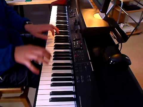 Three Little Pigs  - Who's Afraid of the Big Bad Wolf (Piano Cover)