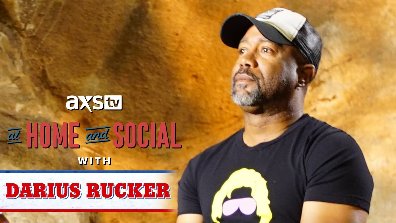 At Home and Social Online: with Darius Rucker