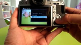 Fuji Guys - Fujifilm X-T1 Firmware Version 4.00 - New Features