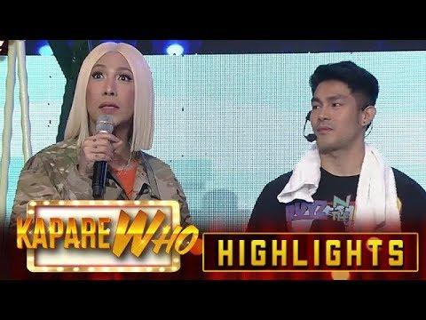 Vice Ganda gets jealous over Ion Perez | It's Showtime KapareWHO