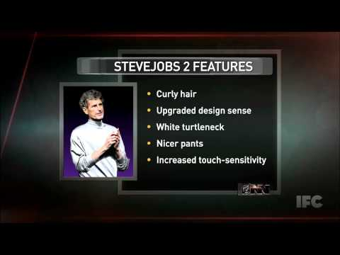 Apple Announces Plans To Release Steve Jobs 2 Full coverage Tues 109c only on IFC