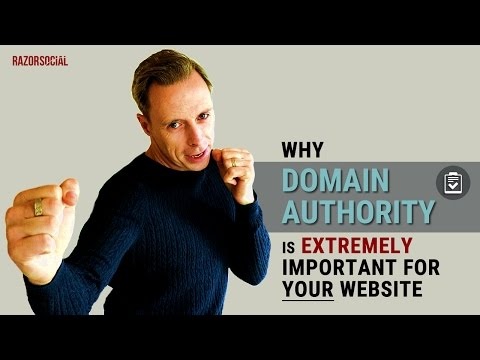 Why Domain Authority is extremely important for your website