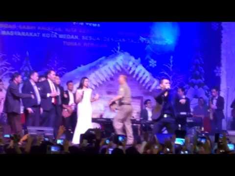 Judika Oplosan Versi Batak - Natal Pemko Medan 2014