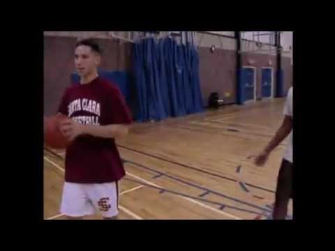 A Young Steve Nash Dunking (for real 100%)