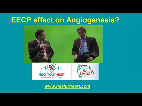 eecp effect on angiogenesis