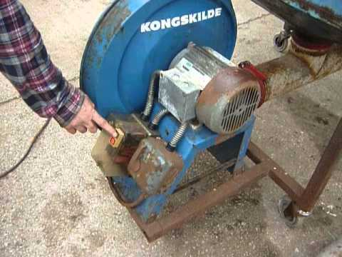 Kongskilde Fan Blower 3 phase
