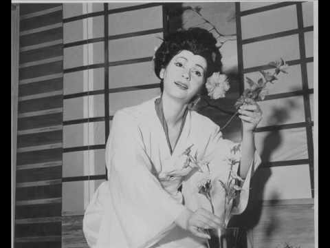 Puccini heroines Madama Butterfly