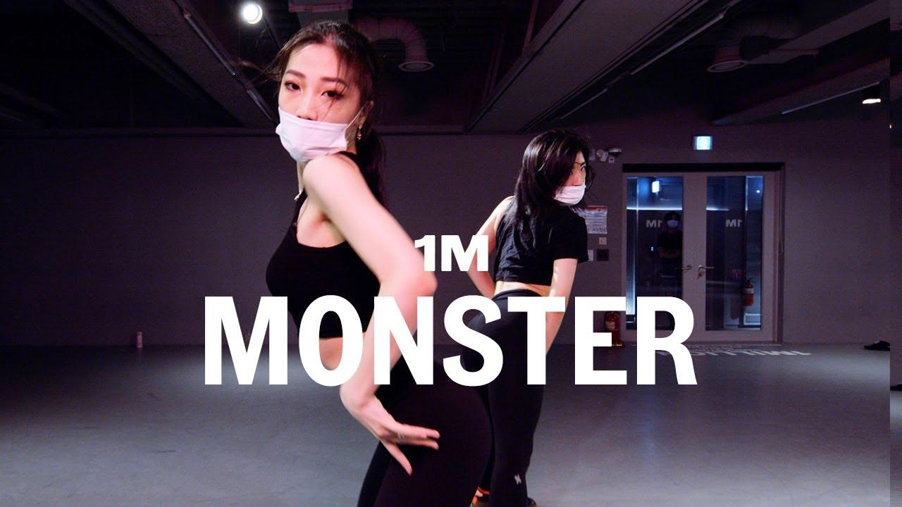 Red Velvet IRENE & SEULGI - Monster  / Youjin X Sieun Choreography