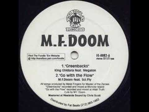 mf doom go with the flow raw rhymes