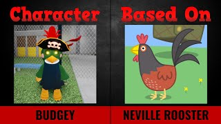 Piggy Skins vs Peppa Pig Characters UPDATED NEW SKINS!