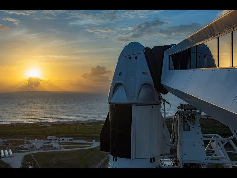 Mission Update: NASA and SpaceX Crew Dragon Launch