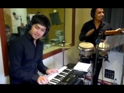 JORDAN EN RADIO CANDELA LARGATE-QUIERO HACERTE EL AMOR