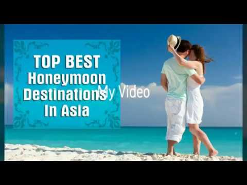 Top Best Honeymoon Destinations In Asia
