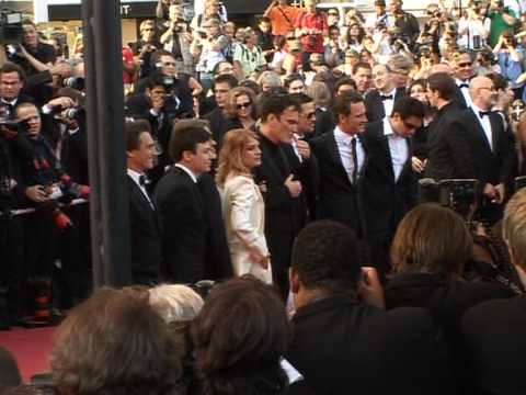 Cannes Red Carpet: 'Inglourious Basterds'
