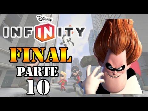 Let's Play : Disney Infinity - Os Incríveis - Parte 10 [FINAL]