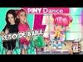 Bailando con PINY DANCE | RETO de BAILE con Paula - Silvia Sánchez