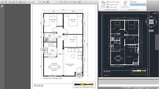 Convertir PDF A Dwg En Autocad 2013