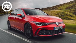 FIRST DRIVE: New VW Golf GTI Mk8 2020: In Detail, Interior, Full Driving Review (4K)   Top Gear