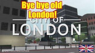 [Roblox City of London, United Kingdom] Las patrol in good old London! !