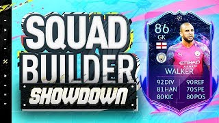 Fifa 20 Squad Builder Showdown!!! GOALKEEPER KYLE WALKER!!! Special Kyle Walker In Goal SBSD