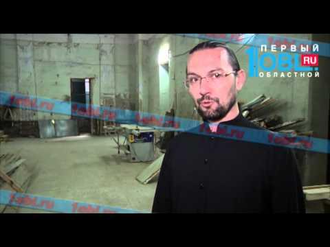 В Кыштыме прихожане восстанавливают храм в бывшем клубе