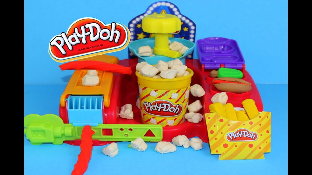 Play Doh Küche Knete Set Play Doh Game Dough Play Doh Baby Videos Cartoons