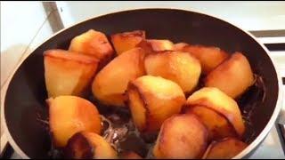 Как Вкусно Приготовить Картошку. Рецепт .