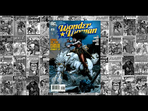 "Wonder Woman: Vol 3 #22 - Ends of the Earth Part 3, ""A Cooperation of Killers"""