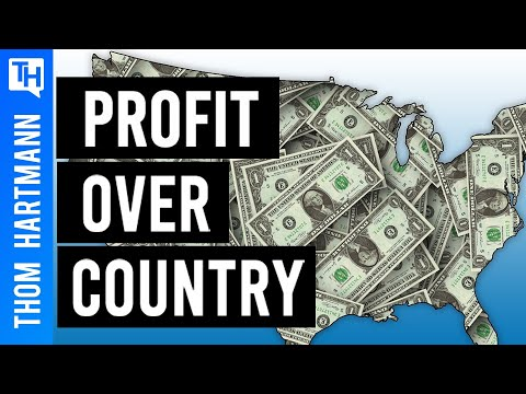CEOs Who Put Profits Over Country (w/ Leona Helmsley)