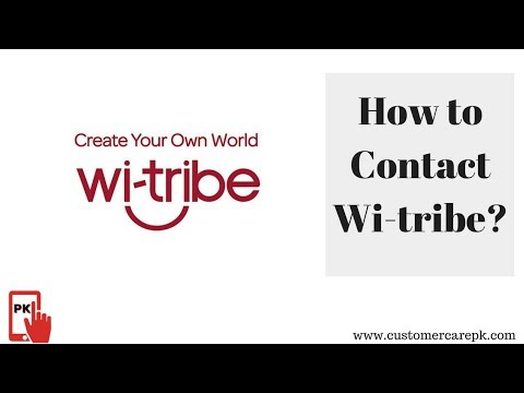 Wi-tribe Customer Care Number, Office Address, Email ID, Website