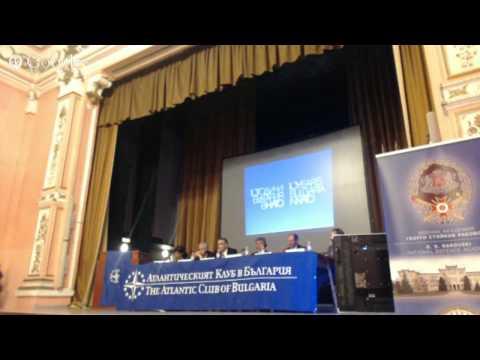 NATO FUTURE INTERNATIONAL CONFERENCE 1