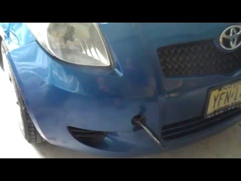 2008 Toyota Yaris Starter Problem/Replaced