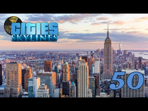 Zagrajmy w Cities Skylines 50(G) Shanghai World Financial Ce