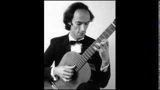 Roberto Aussel plays Scarlatti - Keyboard Sonatas (arr. Aussel for guitar)