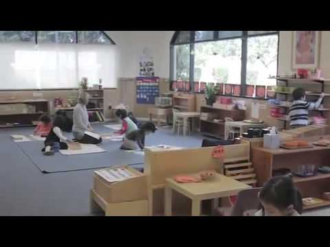 Crescent Montessori School - Montessori School of Silicon Valley