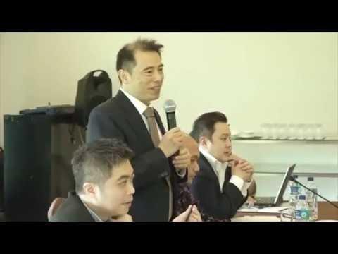 IBC 10TH BANDUNG BUSINESS MEETING - Welcome Speech by Setyadi