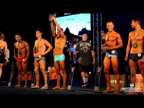 [CAMPEONATO] IFBB Champion 2017 (Body Shape/Muscular) - parte 1